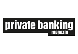 Logo: private banking magazin